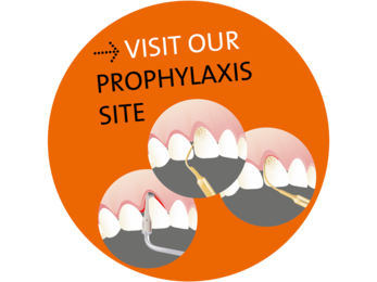 Link to our prophylaxis mini site