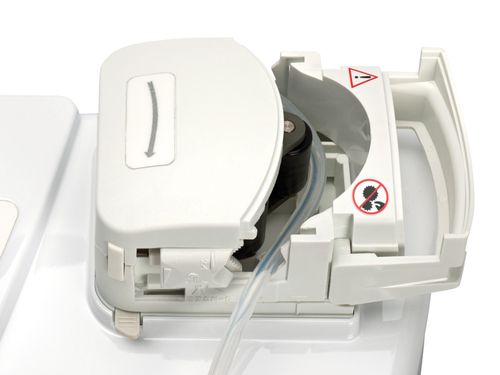 peristaltic pump of PIEZOSURGERY® II and 3