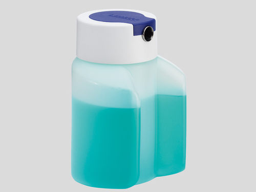 plastic bottle (multipiezo), 500 ml, without cap