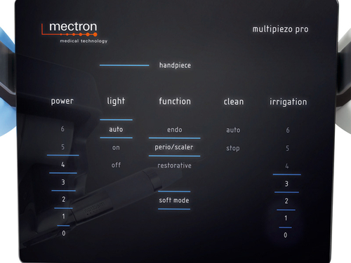 multipiezo pro - touch screen