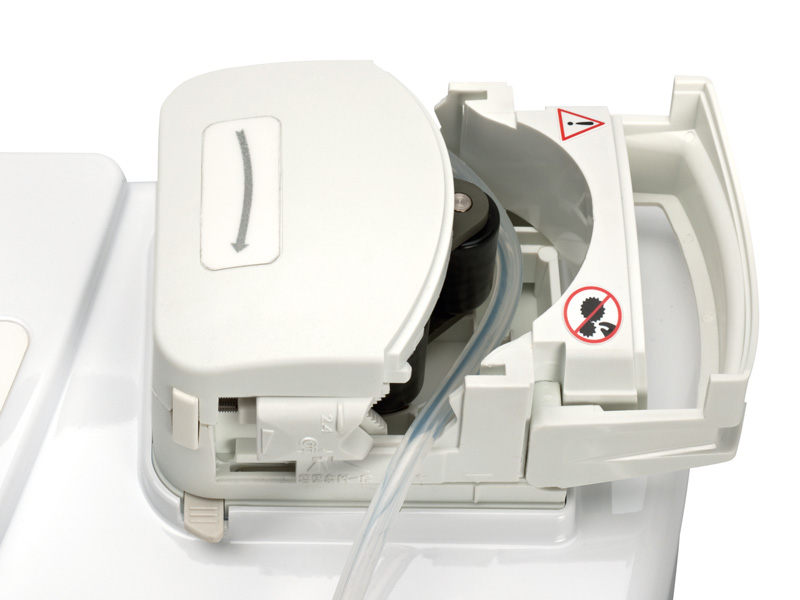 peristaltic pump of PIEZOSURGERY® 3