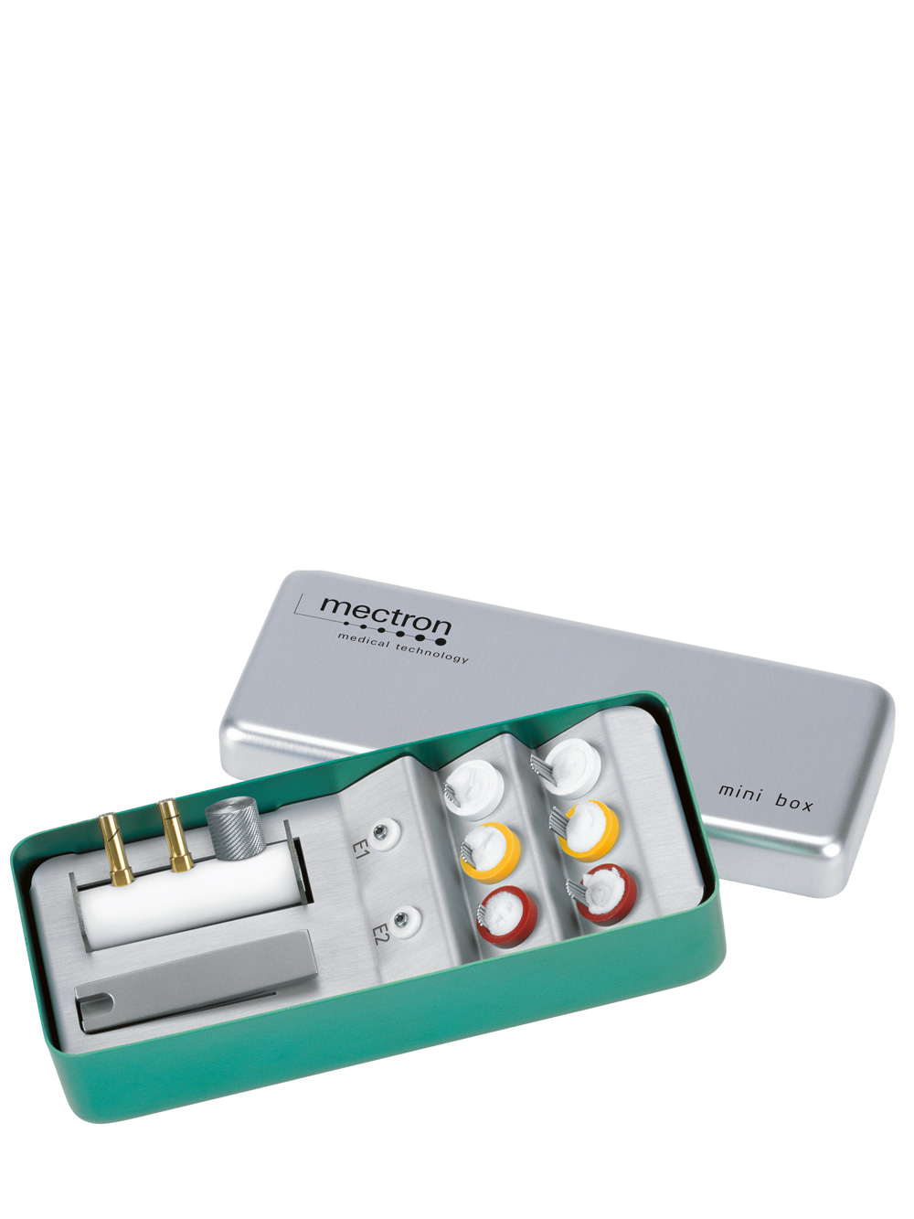 mectron ultrasound kit endo