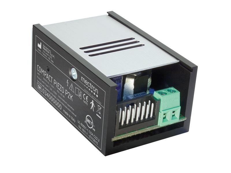 compact piezo P2K electronic module
